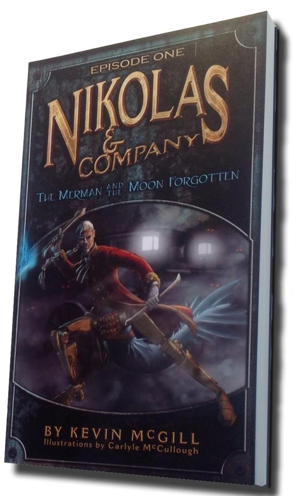nikolas and co merman 3d